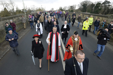 Charles Johnson Traditional Welcome Ceremony Held in Durham