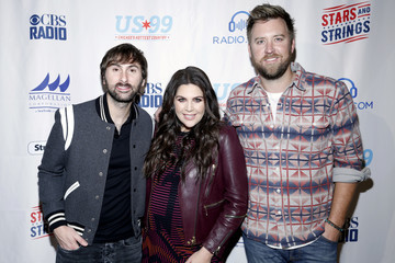 Charles Kelley CBS RADIO's Third Annual 'Stars and Strings' Concert Honoring Our Nation's Veterans, Nov. 15 at the Chicago Theatre - Meet & Greet