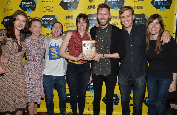 SXSW Film Awards Offical Winner Photo Ops