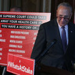 Charles Schumer Senate Democrats Call On GOP To Save Health Care Protections From ACA