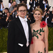 Charles Shaffer 'Manus x Machina: Fashion In An Age of Technology' Costume Institute Gala - Arrivals