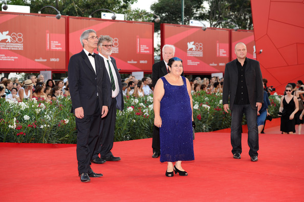 """Damsels In Distress"" Premiere and Closing Ceremony Arrivals - 68th Venice Film Festival"