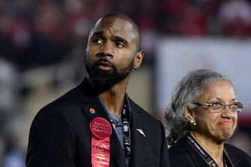 Charles Woodson Rose Bowl - Oklahoma v Georgia