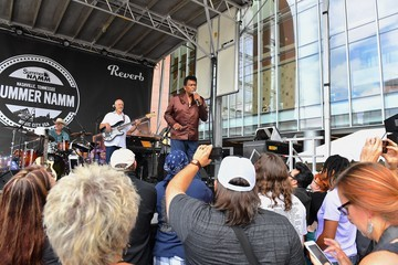 Charley Pride Music Industry Day Featuring Performer Charley Pride