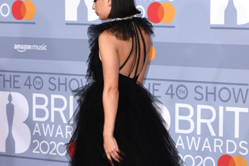 Charli XCX The BRIT Awards 2020 - Red Carpet Arrivals