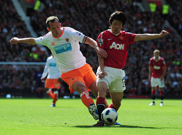 Manchester United v Blackpool - Premier League