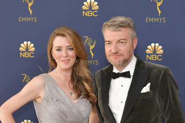 Charlie Brooker 70th Emmy Awards - Arrivals