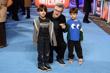Charlie Brooker 'Ralph Breaks The Internet' European Premiere - Red Carpet Arrivals