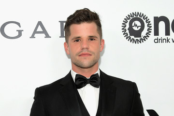 Charlie Carver 25th Annual Elton John AIDS Foundation's Oscar Viewing Party With Cocktails by Clase Azul Tequila and Chopin Vodka