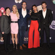Charlie Collier Premiere Of FOX's 'The Masked Singer' Season 2 - Arrivals
