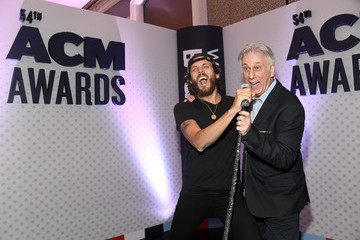 Charlie Cook 54th Academy Of Country Music Awards Cumulus/Westwood One Radio Remotes - Day 2