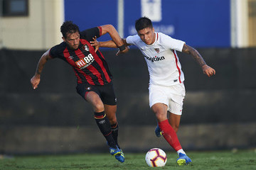 Charlie Daniels Sevilla vs. AFC Bournemouth - Pre-Season Friendly