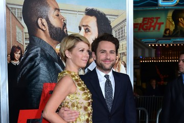 Charlie Day World Premiere of 'Fist Fight' in Los Angeles