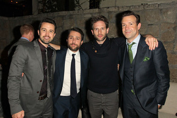 Charlie Day Jason Sudeikis 'Horrible Bosses 2' Afterparty
