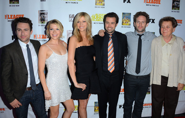 Charlie Day And Mary Elizabeth Ellis Photos Photos
