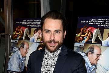 Charlie Day Premiere of Sony Pictures Classics' 'The Hollars' - Red Carpet