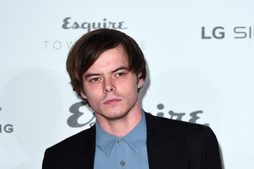 Charlie Heaton Esquire Townhouse With Dior - Arrivals