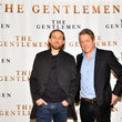 Charlie Hunnam NY Photo Call For 'The Gentlemen'