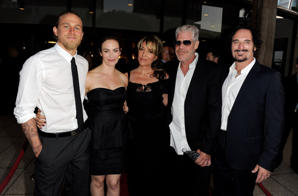 """Premiere Of FX & FOX 21's """"Sons Of Anarchy"""" Season 3 - Arrivals"""
