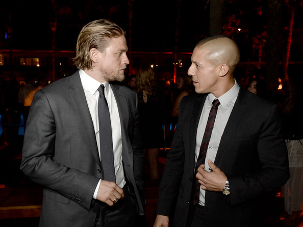 """Charlie Hunnam - Premiere Of FX's """"Sons Of Anarchy"""" Season 6 - After Party"""