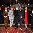 Charlie Hunnam Special NY Screening Of 'The Gentlemen' At The Alamo Drafthouse