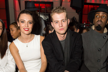 Charlie Mills Day 1: Front Row - London Fashion Week SS15