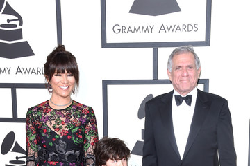 Charlie Moonves The 58th GRAMMY Awards - Arrivals