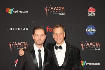 Charlie Pickering 2019 AACTA Awards Presented by Foxtel | Red Carpet Arrivals