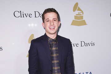 Charlie Puth Pre-GRAMMY Gala and Salute to Industry Icons Honoring Debra Lee -  Arrivals