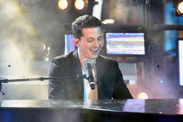 Charlie Puth New Year's Eve 2016 in Times Square