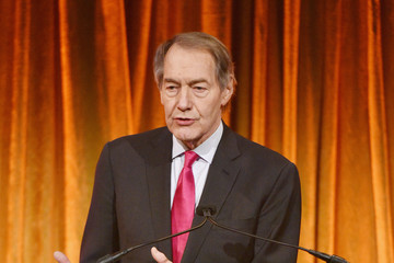 Charlie Rose The International Women's Media Foundation's 27th Annual Courage in Journalism Awards Ceremony - Inside
