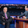 """Charlie Rose CBS's """"The Late Show with Stephen Colbert"""" - Season Two"""