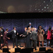 Charlie Rose Lincoln Center's American Songbook Gala - Inside