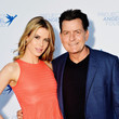 Charlie Sheen Project Angel Food's 23rd Annual Angel Art ART = LOVE Benefit Auction