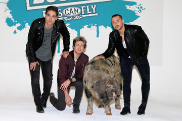 Charlie Simpson Busted Announce Comeback Arena Tour - Photocall