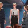 Charlize Theron 26th Annual Screen Actors Guild Awards - Show