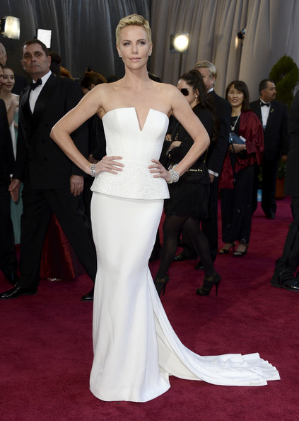 Charlize Theron - 85th Annual Academy Awards - Arrivals