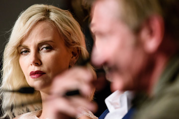 Charlize Theron 'The Last Face' Press Conference - The 69th Annual Cannes Film Festival