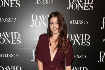 Charlotte Best David Jones Spring/Summer 2015 Fashion Launch - Arrivals