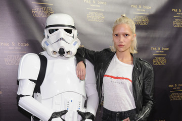 Charlotte Carey rag & bone and Disney Celebrate the Launch of the rag & bone X Star Wars Collection
