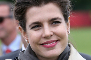 Charlotte Casiraghi Cartier Queen's Cup Final