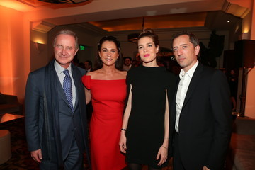 Charlotte Casiraghi DeLeon Tequila At The Weinstein Company's Academy Awards Nominees Dinner In Partnership With Chopard, DeLeon Tequila, FIJI Water And MAC Cosmetics