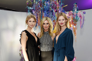 Charlotte Cordes Vladimir Restoin Roitfeld And Hilary Rhoda Attend L'Eden By Perrier-Jouët To Celebrate Launch Of CR WOMEN 2019