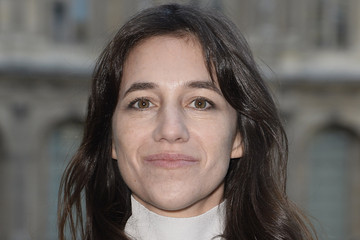 Charlotte Gainsbourg Arrivals at the Louis Vuitton Show