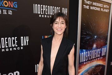 Charlotte Gainsbourg Premiere of 20th Century Fox's 'Independence Day: Resurgence' - Red Carpet