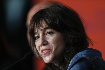 Charlotte Gainsbourg 'Lux Aeterna' Press Conference - The 72nd Annual Cannes Film Festival