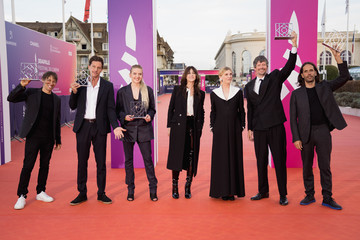 Charlotte Gainsbourg Winners Photocall - The 47th Deauville American Film Festival
