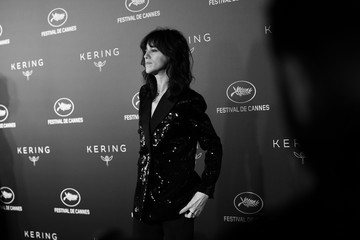 Charlotte Gainsbourg Kering And Cannes Film Festival Official Dinner - Photocall