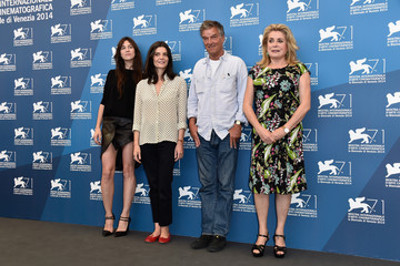 Charlotte Gainsbourg 'Dearest' Press Conference in Venice
