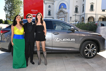 Charlotte Gainsbourg Lexus at The 78th Venice Film Festival - Day 5